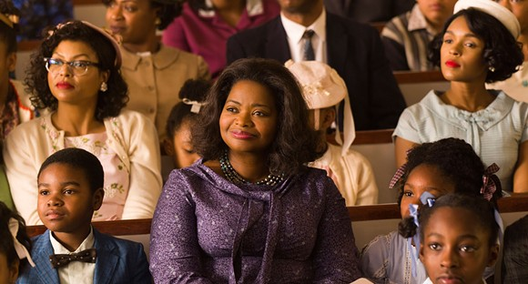 Hidden Figures plays at Cinema Detroit this week.