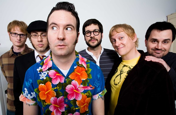 Reel Big Fish.