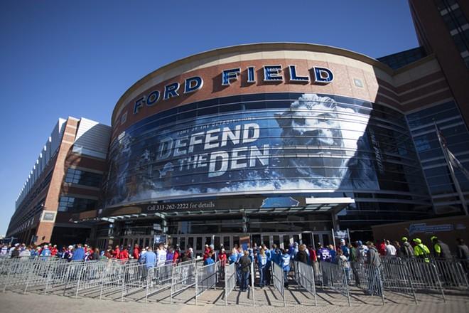 Could Colin Kaepernick join the Lions' den? - JULI HANSEN, SHUTTERSTOCK
