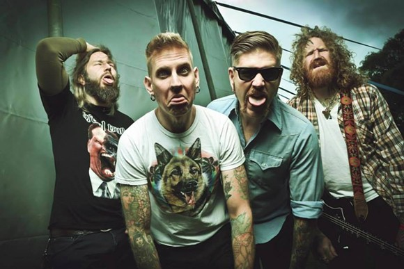 MASTODON. COURTESY PHOTO.