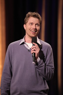 Shane Mauss @ Comedy Castle. Courtesy photo.