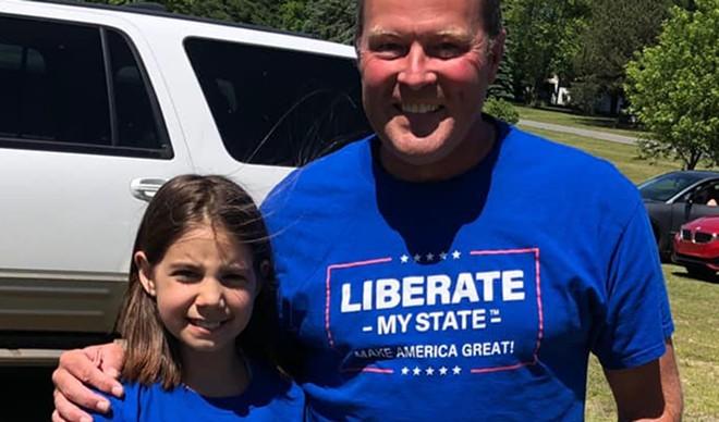 FACEBOOK/ROBERT REGAN FOR STATE REP 73RD DISTRICT