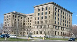 The building formerly known as the Lewis Cass Building. - SIMON SEAMOUNT, WIKIMEDIA CREATIVE COMMONS