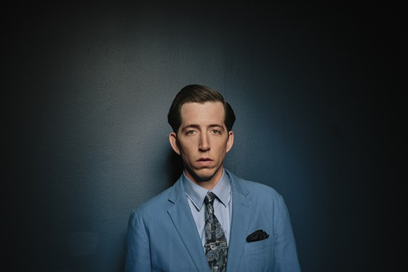 Pokey LaFarge @ the Ark. - COURTESY PHOTO