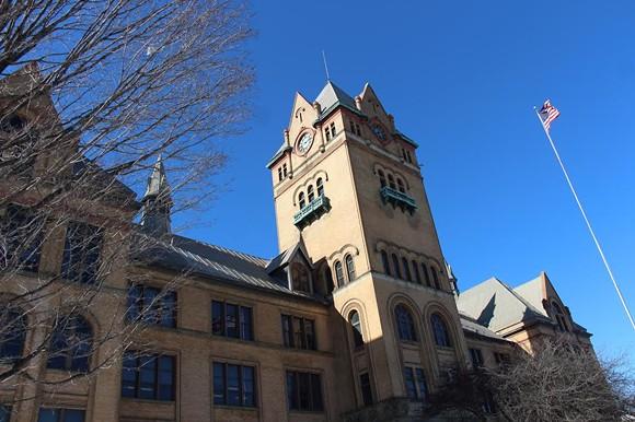 Wayne State University's Old Main building. - JEFF DUN (VIA FLICKR)