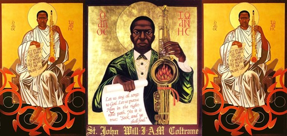 John Coltrane Tribute.