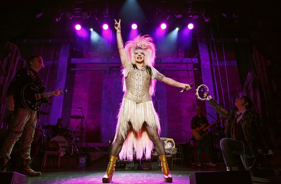 Hedwig and the Angry Inch. Courtesy photo.