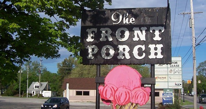 THE FRONT PORCH FACEBOOK PAGE