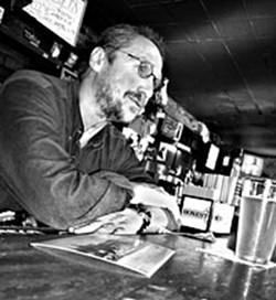 John Thompson. - METRO TIMES ARCHIVES