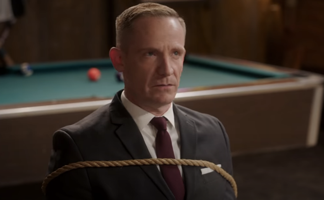 Marc Evan Jackson in 'The Good Place.' - SCREEN GRAB/YOUTUBE