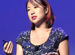 Sarah Jeong. - XOXO FESTIVAL, YOUTUBE