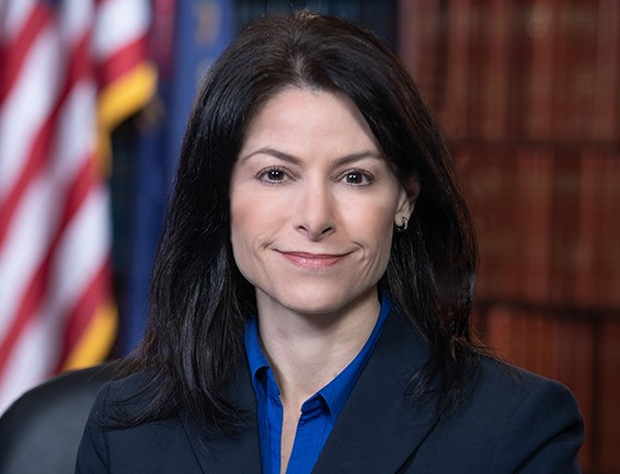 Attorney General Dana Nessel. - MICHIGAN ATTORNEY GENERAL'S OFFICE