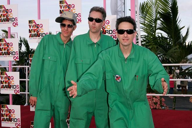 Beastie Boys, 2004. - DFREE / SHUTTERSTOCK.COM