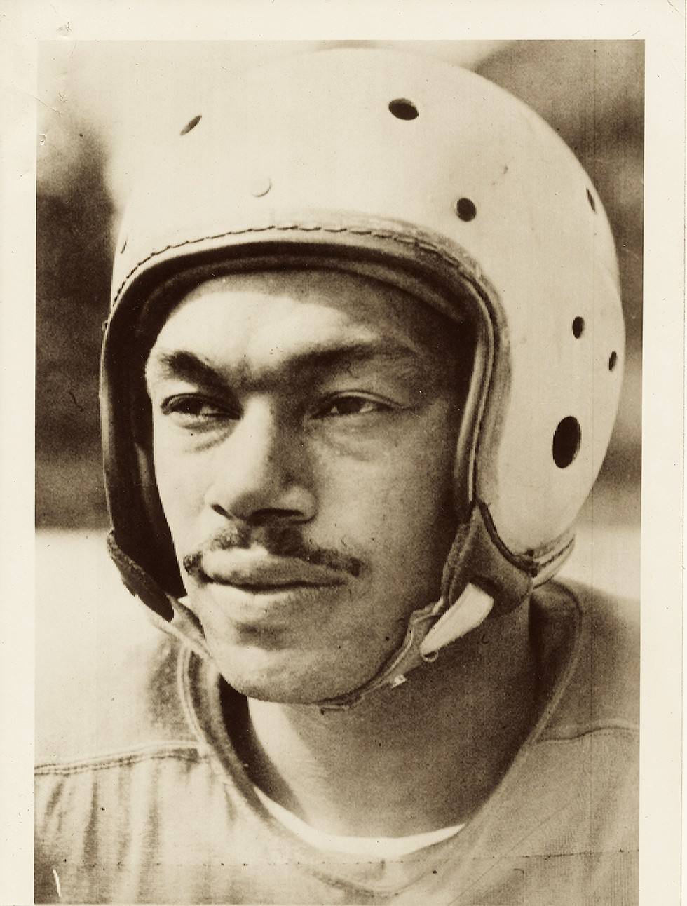 Bob Mann became one of the first Black players to join the Detroit Lions in 1948. - COURTESY PHOTO