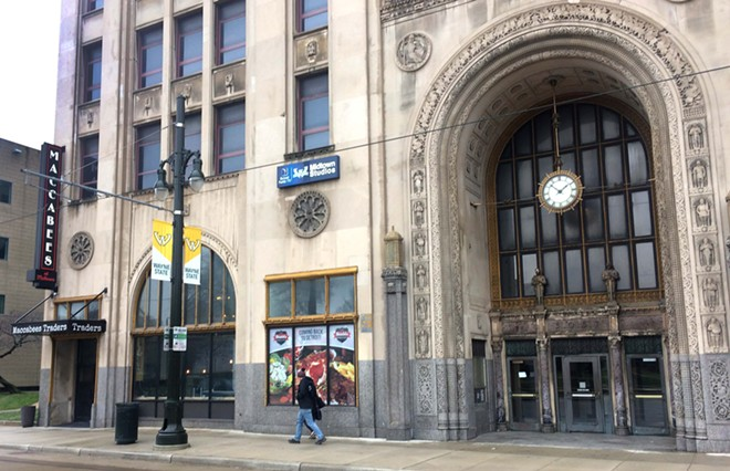 Shield's Midtown Detroit location. - TOM PERKINS