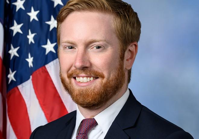 U.S. Rep. Peter Meijer. - PUBLIC DOMAIN