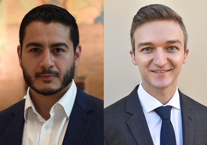 Abdul El-Sayed and Micah Johnson. - OXFORD UNIVERSITY PRESS