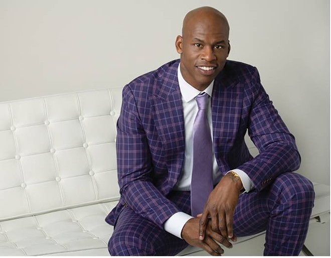 Al Harrington. - COURTESY OF VIOLA