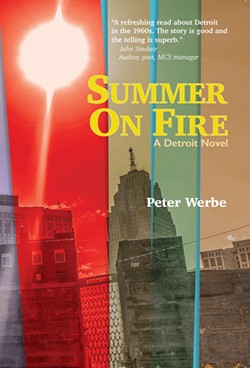 Summer on Fire: A Detroit Novel. - BLACK & RED BOOKS