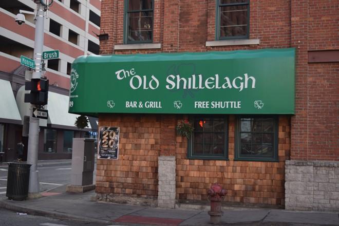 The Old Shillelagh. - JAY FOG / SHUTTERSTOCK.COM