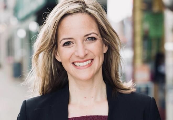 Michigan Secretary of State Jocelyn Benson. - JOCELYN BENSON/FACEBOOK