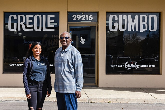 Stephanie Spencer and her father Joe will open a new restuarant in Farmington Hills. - KELLEY O'NEILL