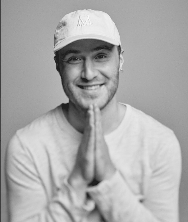 Detroit producer Mike Posner is going high. - COURTESY OF ARTIST