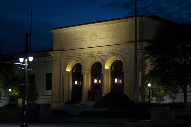 Detroit Institute of Arts in Detroit. - STEVE NEAVLING