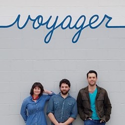 The new Voyager team. - PHOTO COURTESY OF VOYAGER