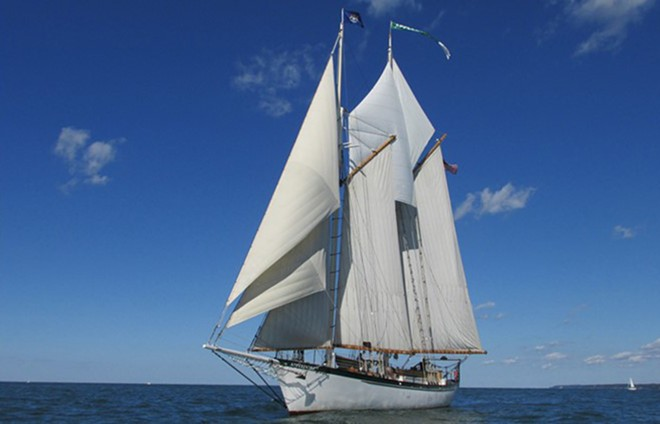 The Appledore IV. - COURTESY PHOTO