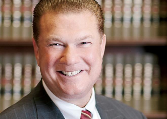 Macomb County Prosecutor Peter Lucido. - MICHIGAN STATE SENATE