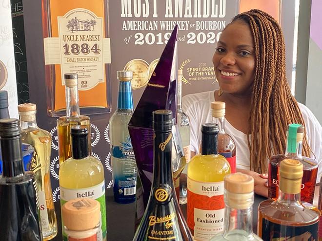 "Detroit'sYum Village Marketplace and Pantry is hosting ""Taste of Black Spirits,"" a sampling of Black-owned spirits brands. - D. ERICSON & ASSOCIATES PUBLIC RELATIONS"