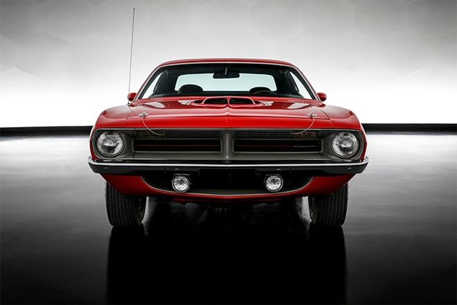1970 Plymouth Barracuda. - DIA, CHRYSLER CORPORATION