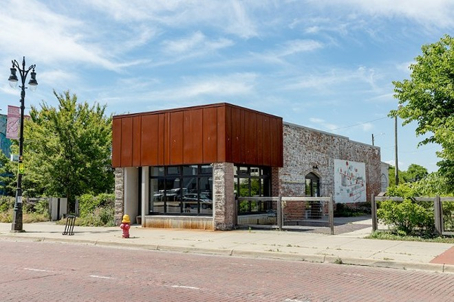 RIP DIB. Hello, James Oliver Coffee Co.! - O'CONNOR REALTY