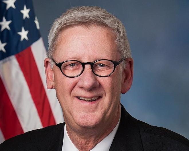 Former U.S. Rep. Paul Mitchell. - CONGRESS