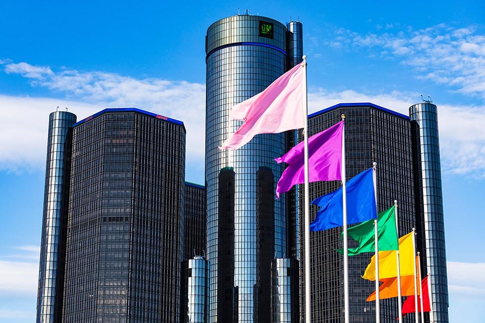 Motor City Pride is postponed until September. - ALISAFAROV / SHUTTERSTOCK.COM