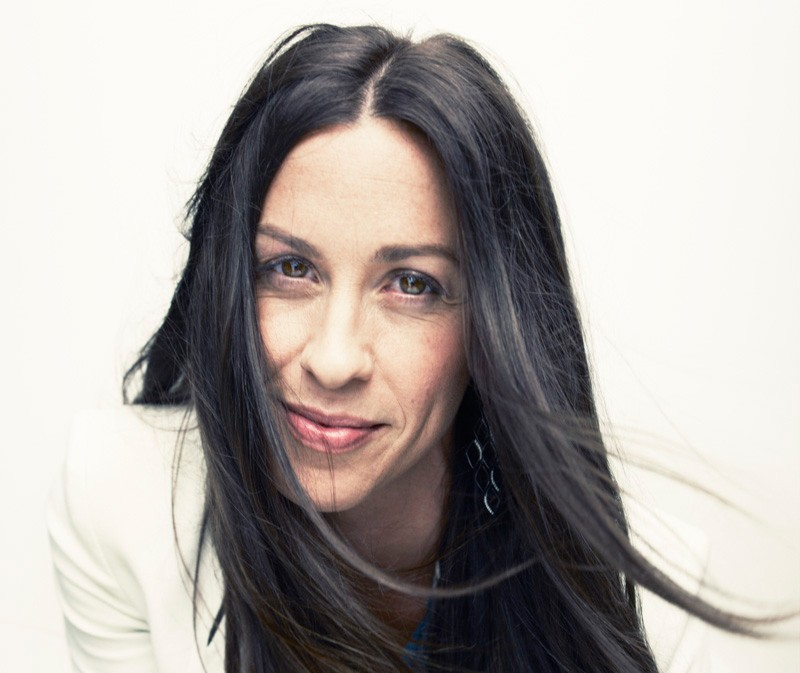 Alanis Morissette, Garbage, and Liz Phair perform Sunday, Sept. 12 at DTE Energy Music Theatre. - COURTESY OF 313 PRESENTS