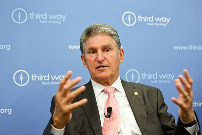 More important: What to do about the problem Manchin refuses to see? - THIRD WAY THINK TANK, FLICKR CREATIVE COMMONS
