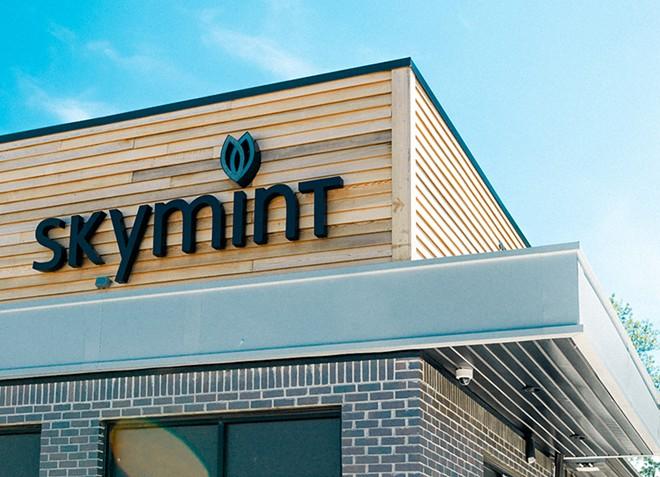 A Skymint dispensary. - COURTESY PHOTO