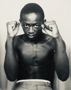 A young Ray Gray, circa 1964. - COURTESY PHYLLIS LONG