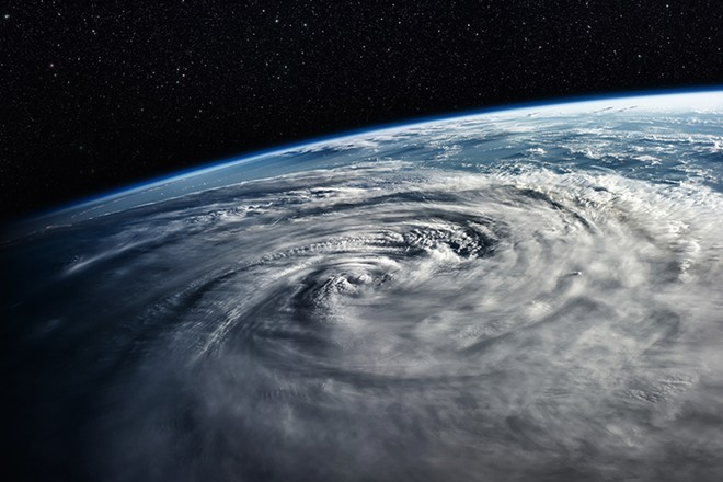The storm is here — but we're not acting like it. - NASA/SHUTTERSTOCK
