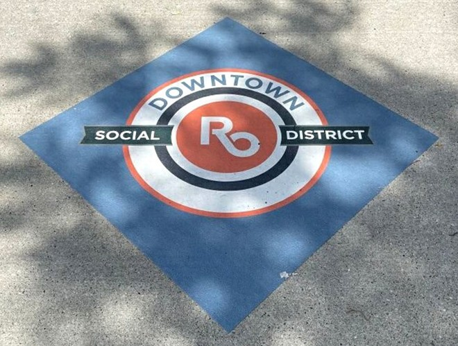 """Royal Oak is the latest city to launch a """"Social District"""" for outdoor drinking. - INSTAGRAM.COM/DOWNTOWN_ROYALOAK"""