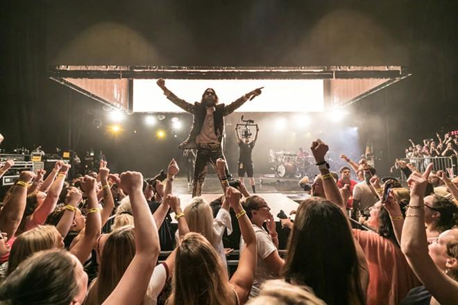Concerts return to DTE Energy Music Theatre. - BRANDON NAGY / SHUTTERSTOCK.COM