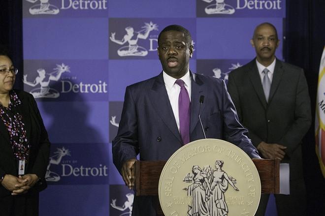 Detroit City Councilman Andre Spivey. - CITY OF DETROIT