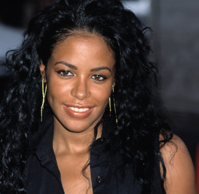 Aaliyah died 20 years ago this month. - EVERETT COLLECTION / SHUTTERSTOCK.COM