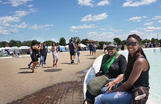 The Belle Isle Art Fair is Saturday, Aug. 7 and Sunday Aug. 8. - COURTESY PHOTO