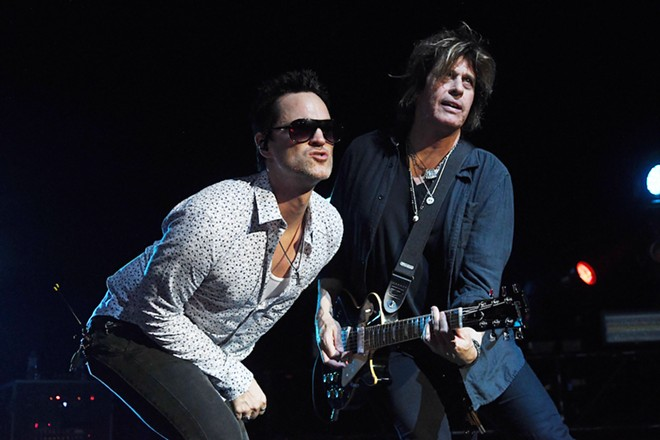Stone Temple Pilots are among this year's Arts, Beats & Eats headliners. - A.PAES / SHUTTERSTOCK.COM