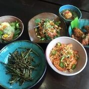 Dishes from the new Macabees Traders. - COURTESY PHOTO