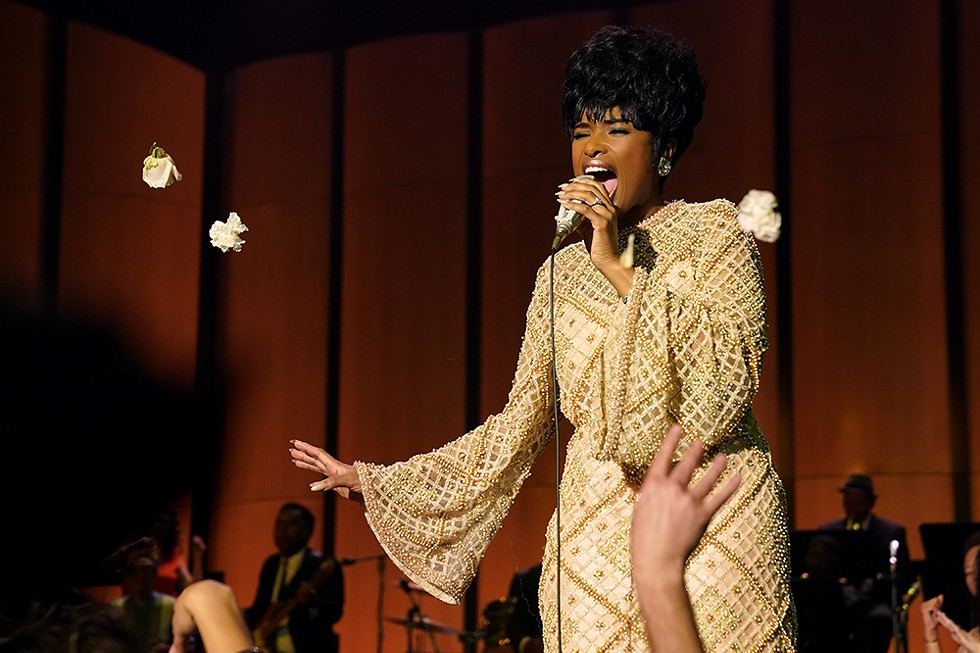 Jennifer Hudson stars as Aretha Franklin in Respect. - QUANTRELL D. COLBERT/MGM PICTURES