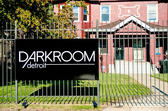 Darkroom Detroit has resumed in-person film and photography workshops and classes. - PHOTO VIA JAVIER GARCIA